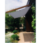 FLORACORD Sonnensegel, rechteckig, 270 x 140 cm-Thumbnail