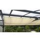PEDDY SHIELD Sonnensegelbausatz, rechteckig,  Format: 420 x  140  cm-Thumbnail
