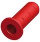 alfer® aluminium Spannhülse, Polyvinylchlorid (PVC), rot-Thumbnail
