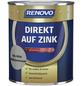 RENOVO Speziallack »Direkt auf Zink«, aluminiumfarben, seidenglänzend-Thumbnail