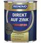RENOVO Speziallack »Direkt auf Zink«, grau, seidenglänzend-Thumbnail