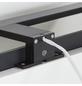 "TIGER Spiegelleuchte, ""Ancis"", 40 cm, schwarz, LED, 4000K-Thumbnail"