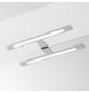 "TIGER Spiegelleuchte, Ancis, ""Ancis"", 40 cm, chrom, LED 4000K-Thumbnail"