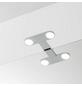 "TIGER Spiegelleuchte, ""Yaro"", 17 cm, chrom, LED, 4000K-Thumbnail"