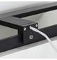 """TIGER Spiegelleuchte, """"Yaro"""", 17 cm, schwarz, LED 4000K-Thumbnail"""