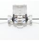"""TIGER Spiegelleuchte, """"Yaro"""", 17 cm, weiss, LED, 4000K-Thumbnail"""