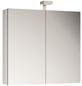 ALLIBERT Spiegelschrank, 2-türig, LED, BxH: 80 x 70 cm-Thumbnail