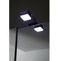 POSSEIK Spiegelschrank, 3-türig, LED, BxH: 68 x 71 cm-Thumbnail