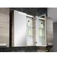 FACKELMANN Spiegelschrank »A-VERO«, 2-türig, BxH: 70 x 79,5 cm, beleuchtet-Thumbnail