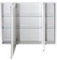 SCHILDMEYER Spiegelschrank »Basic«, 3-türig, BxH: 100 x 71 cm-Thumbnail