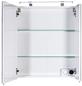 SCHILDMEYER Spiegelschrank »Dorina«, 2-türig, LED, BxH: 60 x 71 cm-Thumbnail