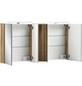 SCHILDMEYER Spiegelschrank »Duo«, 4-türig, LED, BxH: 141,6 x 75 cm-Thumbnail