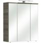 PELIPAL Spiegelschrank »Gela IV«, 3-türig, LED, BxH: 65 x 72 cm-Thumbnail