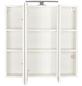 POSSEIK Spiegelschrank »HOMELINE«, 3-türig, LED, BxH: 70 x 62 cm-Thumbnail