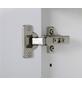 HELD MÖBEL Spiegelschrank »Jaca«, 3-türig, LED, BxH: 60 x 64 cm-Thumbnail