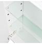 POSSEIK Spiegelschrank, LED, BxH: 66 x 64,4 cm-Thumbnail