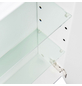 POSSEIK Spiegelschrank, LED, BxH: 90 x 64,4 cm-Thumbnail