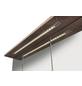 SCHILDMEYER Spiegelschrank »Milan«, 3-türig, LED, BxH: 70 x 73 cm-Thumbnail