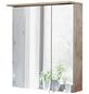 SCHILDMEYER Spiegelschrank »Milan«, Eiche BxH: 60 cm x 72,3 cm-Thumbnail