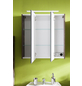SCHILDMEYER Spiegelschrank »Sofia«, 3-türig, LED, BxH: 70 x 75 cm-Thumbnail