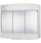 JOKEY Spiegelschrank »Topas Eco«, 3-türig, LED, BxH: 60 x 53 cm-Thumbnail