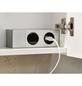 POSSEIK Spiegelschrank »VIVA«, 2-türig, LED, BxH: 75 x 62 cm-Thumbnail