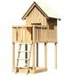 AKUBI Spielhaus »Frieda«, BxHxT: 137 x 291 x 119 cm-Thumbnail