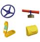 AKUBI Spielzeug, BxHxL: 30 x 14 x 100 cm, rot-Thumbnail