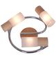 NÄVE Spotrondell »Todtnau«, 3-strahlig, E14, ohne Leuchtmittel-Thumbnail