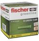FISCHER Spreizdübel, SX GREEN, Nylon, 20 Stück, 12 x 60 mm-Thumbnail