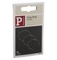 PAULMANN Sprengring »Easy Click«, Metall, silberfarben, 3 Stück-Thumbnail