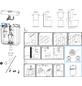CORNAT Spülkasten, BxHxT: 340 x 415 x 137 mm, weiß-Thumbnail