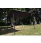 CASAYA Stahlpavillon, Spitzdach, quadratisch, BxHxT: 295 x 265 x 295 cm-Thumbnail