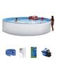 INTEX Stahlwand-Pool »Nuovo«, Ø x H: 450 cm x 120 cm-Thumbnail