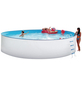 INTEX Stahlwand-Pool »Nuovo«,  rund, Ø x H: 450  x 120 cm-Thumbnail