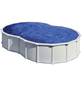 GRE Stahlwand-Pool,  oval, B x L x H: 340 x 500 x 120 cm-Thumbnail