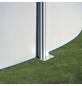 GRE Stahlwand-Pool,  oval, B x L x H: 375 x 730 x 120 cm-Thumbnail