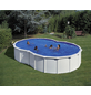 GRE Stahlwand-Pool,  oval, B x L x H: 390 x 640 x 120 cm-Thumbnail