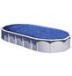 GRE Stahlwand-Pool Poolset , oval, BxLxH: 550 x 1000 x 132 cm-Thumbnail