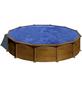 GRE Stahlwand-Pool,  rund, Ø x H: 550  x 132 cm-Thumbnail