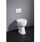CORNAT Stand WC »Clean Plus«, Flachspüler, weiß, mit Spülrand-Thumbnail
