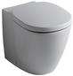 IDEAL STANDARD Stand WC »Connect«, Tiefspüler, weiß, mit Spülrand-Thumbnail