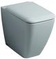 GEBERIT Stand WC »iCon«, Tiefspüler, weiß, Spülrandlos-Thumbnail