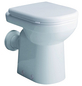 GEBERIT Stand WC »Renova Comfort«, weiß-Thumbnail