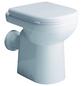 GEBERIT Stand WC »Renova Nr. 1 Comfort«, Tiefspüler, weiß, mit Spülrand-Thumbnail