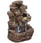 SILEX Standbrunnen, grau, inkl. Pumpe-Thumbnail