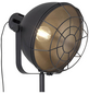 BRILLIANT Standleuchte schwarz mit 60 W, H: 166,50 cm, E27 ohne Leuchtmittel-Thumbnail