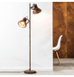 BRILLIANT Standleuchte schwarz/rostfarben mit 60 W, H: 160,00 cm, E27 ohne Leuchtmittel-Thumbnail
