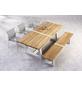 BEST Stapelsessel »Paros«, BxHxT: 56 x 85 x 64 cm, Aluminium-Thumbnail