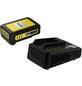 KÄRCHER Starter Kit Battery Power, 2,5 Ah, 18 V, Lithium-Ionen, Schwarz | Gelb-Thumbnail
